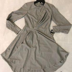 1cb0dbc603e9 jcpenney Dresses - Project Runway Gingham Shirt Dress Margarita JCP